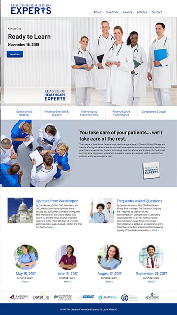League of Healthcare Experts